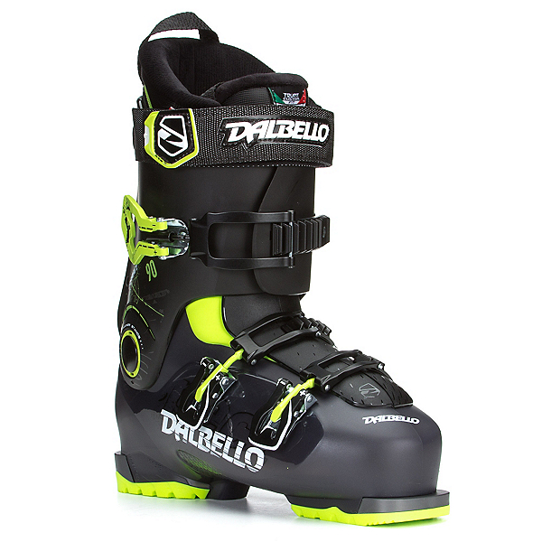 Dalbello Aspect 90 Ski Boots, Black Transparent-Black, 600