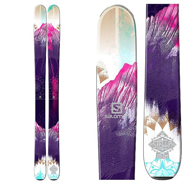 Salomon Q-103 Stella Womens Skis, , 600