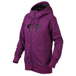 Oakley Hotel Ellipse Womens Hoodie, Helio Purple, 256