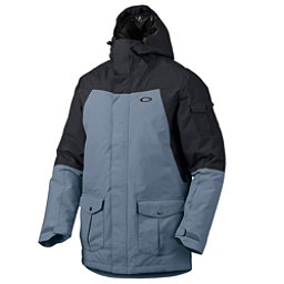 Oakley B52 Down Mens Insulated Snowboard Jacket, Jet Black, 256