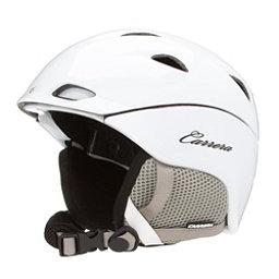 Carrera Solace Womens Helmet, White Shiny, 256