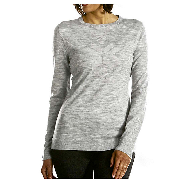 Meister Kate Womens Sweater, Charcoal Heather, 600