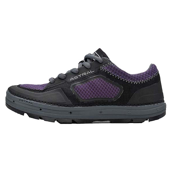 Astral Aquanaut Womens Watershoes, Black-Purple, 600