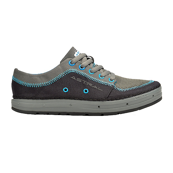 Astral Brewess Womens Watershoes, Black-Azul, 600