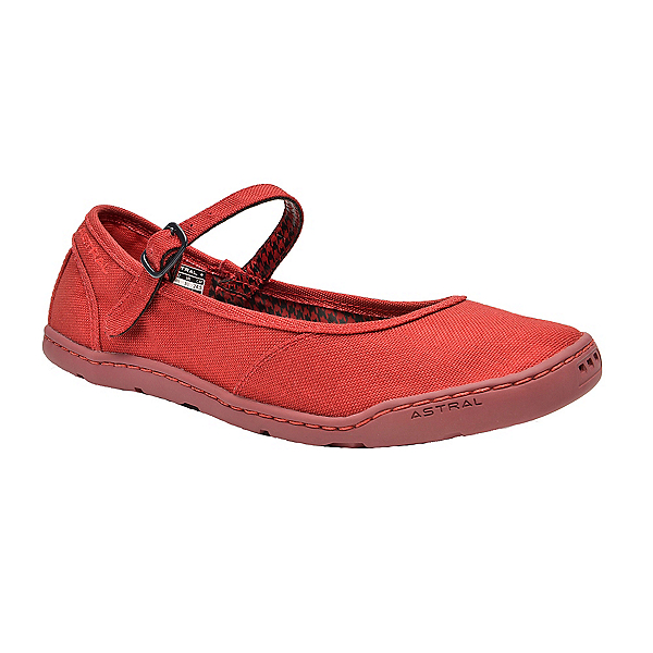 Astral Mary Jay Womens Shoes, Red-Red, 600