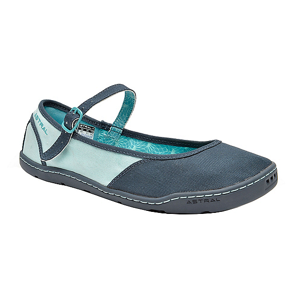 Astral Mary Jay Womens Shoes, Turquoise-Navy, 600