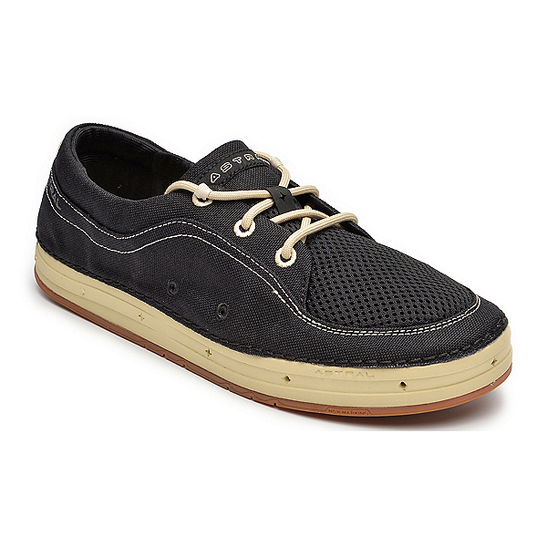 Astral Porter Mens Watershoes, Black-Tan, 600