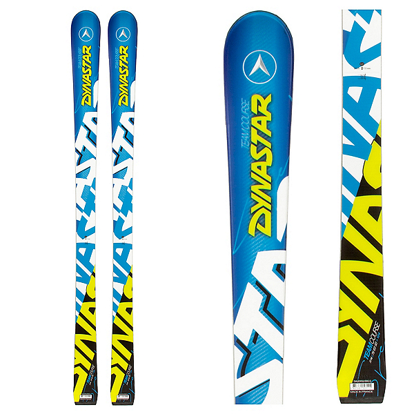 Dynastar Team Course Junior Race Skis with Look NX 10 Bindings, , 600