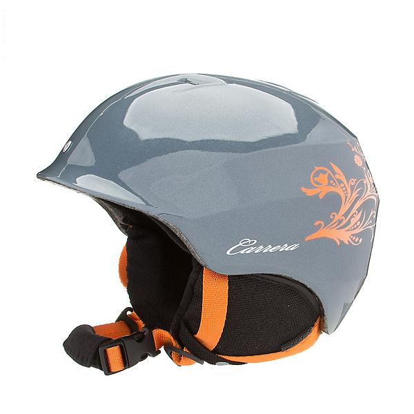 Carrera C-Lady Womens Helmet, Avio Shiny Deco, 600
