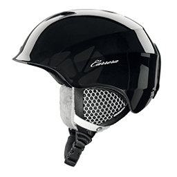 Carrera C-Lady Womens Helmet, Black Shiny, 256