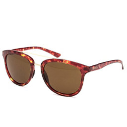 Smith Clayton Polar Sunglasses, Yellow Tortoise-Polar Brown, 256