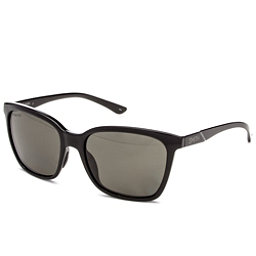 Smith Colette Polar Womens Sunglasses, Black-Polar Gray Green, 256
