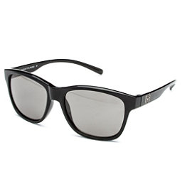 SunCloud Pageant Sunglasses, Black-Gray Polarized, 256