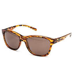 SunCloud Pageant Sunglasses, Tortoise-Brown Polarized, 256