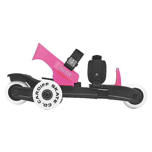 Cardiff Cruiser Strawberry Girls Inline Skates, Black-Pink, 600