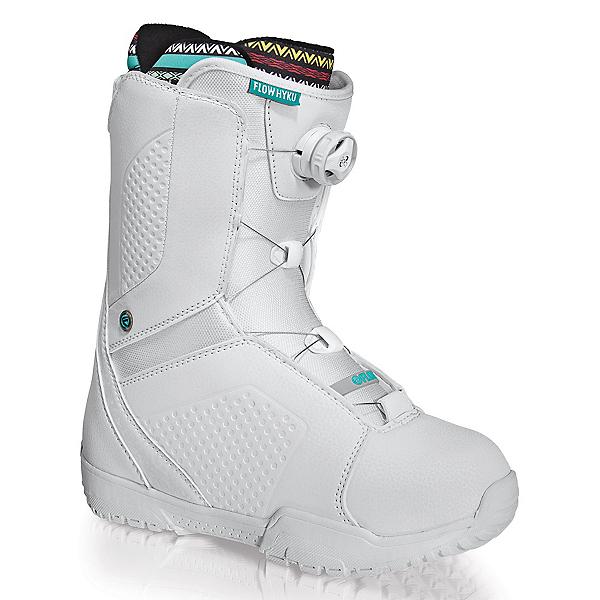Flow Hyku Boa Womens Snowboard Boots, , 600