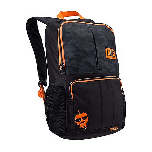 Line School Pack Backpack, Camo, 600