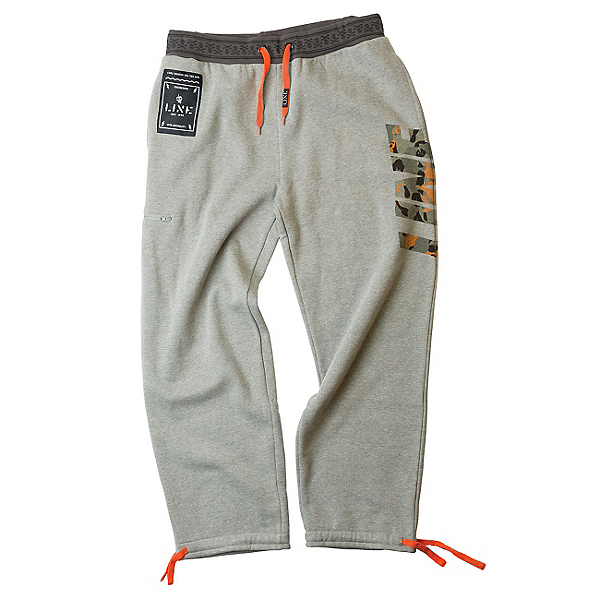 Line Kush Sweat Pants, Grey, 600