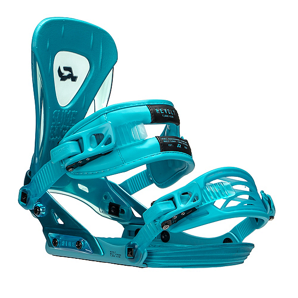 Ride Revolt Snowboard Bindings, , 600