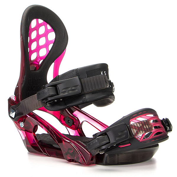 Ride KS LTD Womens Snowboard Bindings, , 600