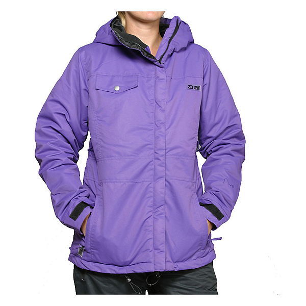 Zonal Edge Womens Insulated Snowboard Jacket, , 600