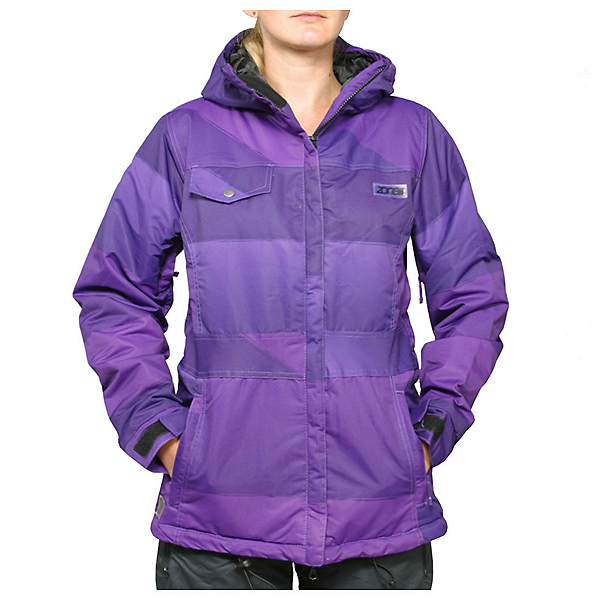 Zonal Surface Womens Insulated Snowboard Jacket, , 600