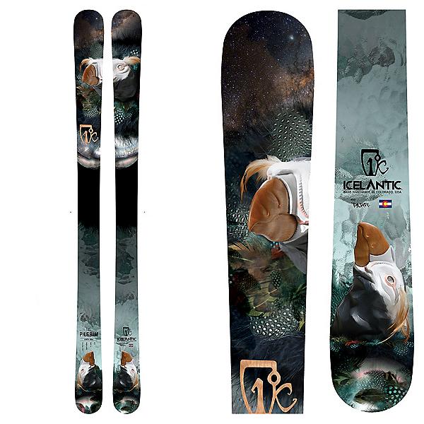 Icelantic Pilgrim Skis, , 600