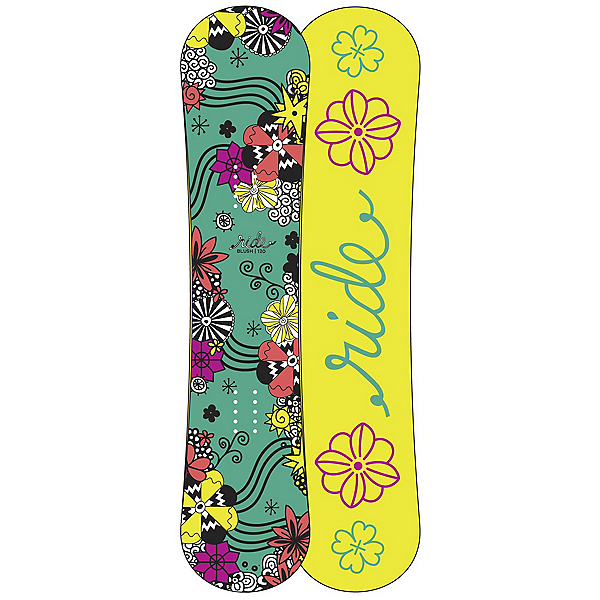 Ride Blush Girls Snowboard, , 600