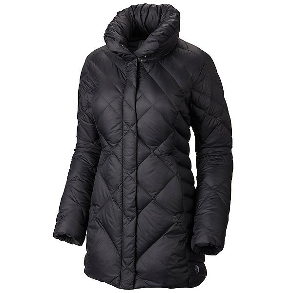 Mountain Hardwear Citilcious Down Parka Womens Jacket, Black, 600
