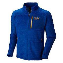 Mountain Hardwear Hoodless Monkey Man Grid Mens Jacket, Azul, 256