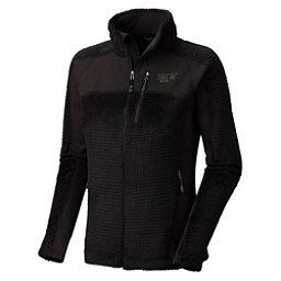 Mountain Hardwear Hoodless Monkey Woman Grid Womens Jacket, Black, 256