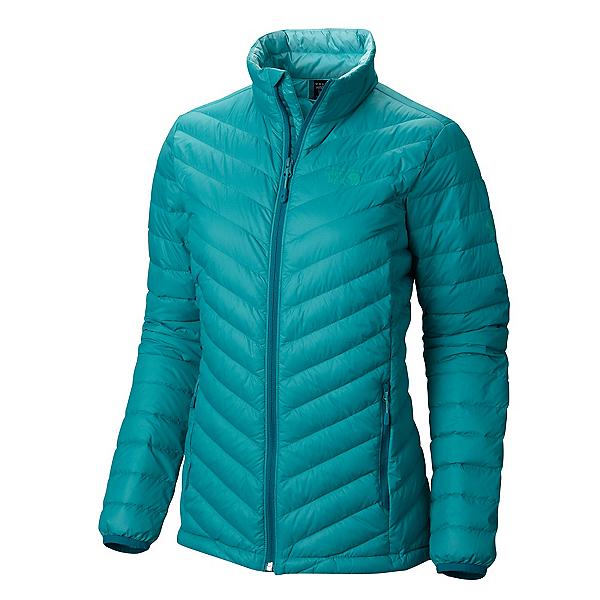 Mountain Hardwear Micro Ratio Down Womens Jacket, Emerald, 600