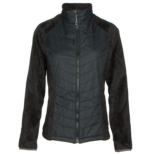 Mountain Hardwear Pyxis Hybrid Womens Jacket, Black, 600