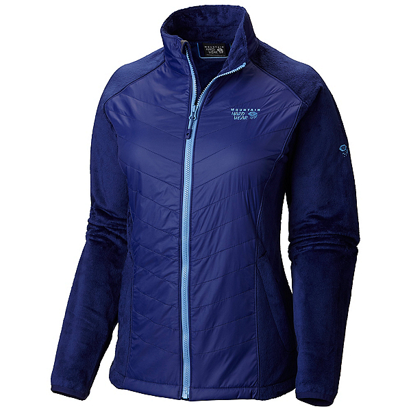 Mountain Hardwear Pyxis Hybrid Womens Jacket, Aristocrat, 600