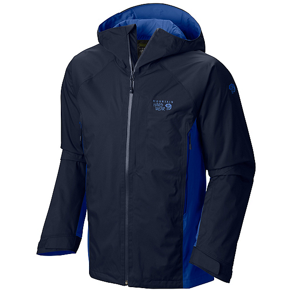 Mountain Hardwear Sluice Mens Shell Ski Jacket, , 600
