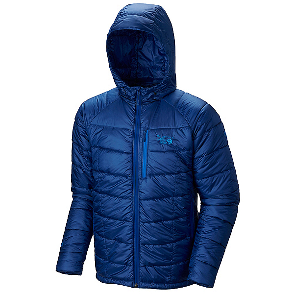 Mountain Hardwear Super Compressor Hooded Mens Jacket, , 600