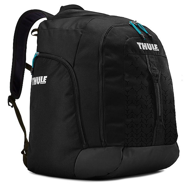 Thule Roundtrip Boot Backpack Ski Boot Bag, Black, 600