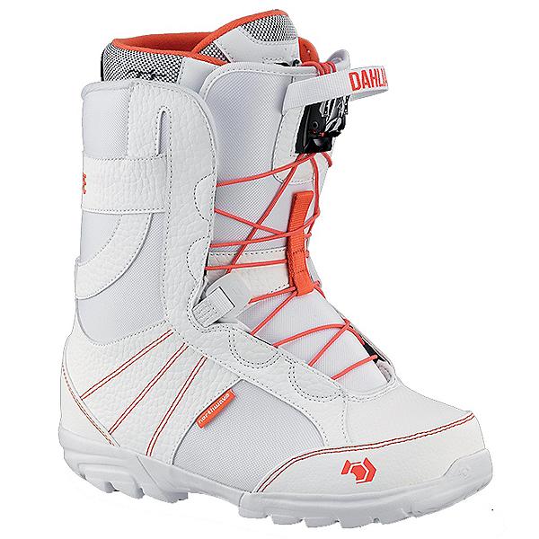Northwave Dahlia SL Womens Snowboard Boots, White, 600