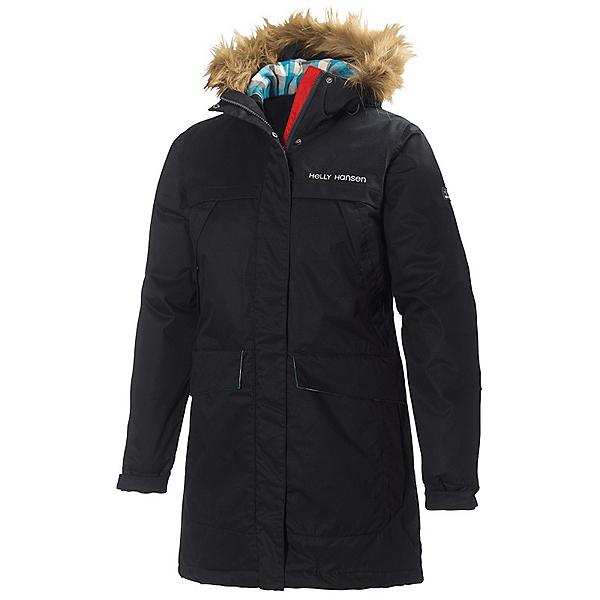 Helly Hansen Coastline Parka w/Faux Fur Womens Jacket, , 600