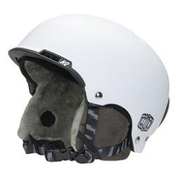 K2 Stash Helmet, White, 256