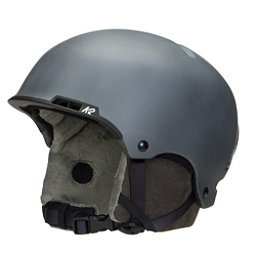 K2 Stash Audio Helmet, Smoke, 256