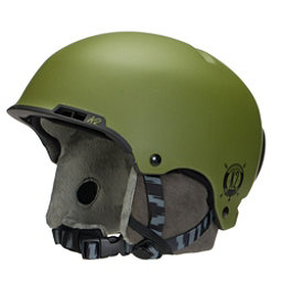 K2 Stash Audio Helmet, Moss, 256