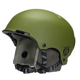 K2 Stash Helmet, Moss, 256