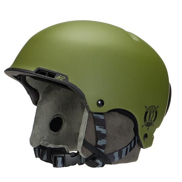 K2 Stash Helmet, Moss, 600