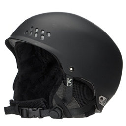 K2 Phase Pro Audio Helmet, Blackout, 256