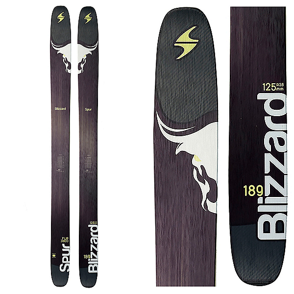 Blizzard Spur Skis 2017, , 600