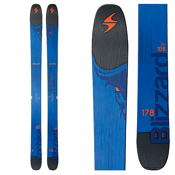 Blizzard Cochise Skis, , 600