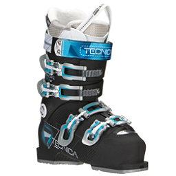 Tecnica Mach 1 85 W MV Womens Ski Boots, Black, 256