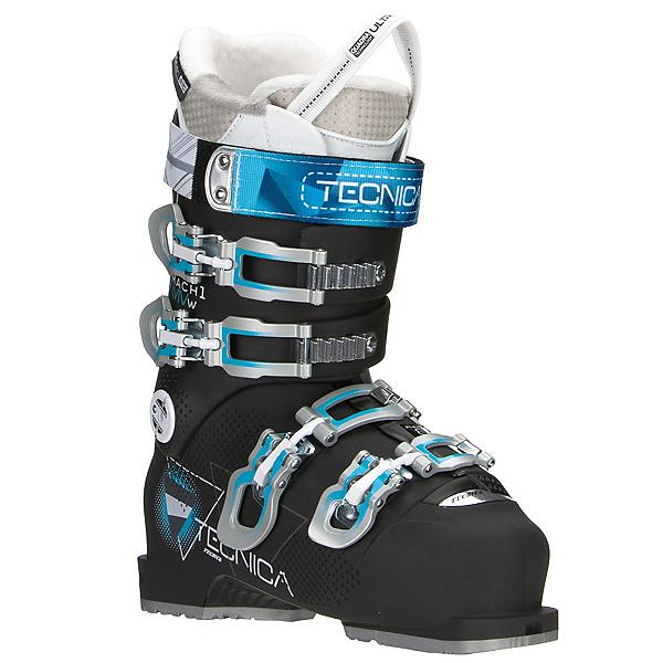 Tecnica Mach 1 85 W MV Womens Ski Boots, Black, 600