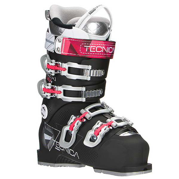 Tecnica Mach 1 75W MV Womens Ski Boots 2017, , 600